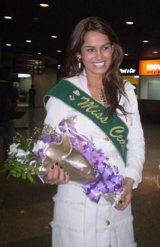 Vanessa Vidal Miss Ceará 2008
