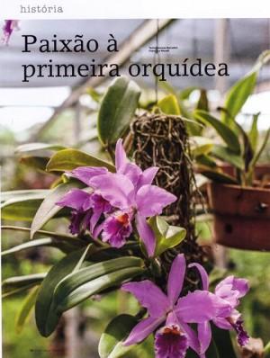 Italo: Paixão à primeira orquídea