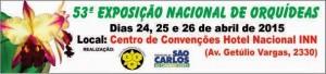 Cartaz - São Carlos 2015
