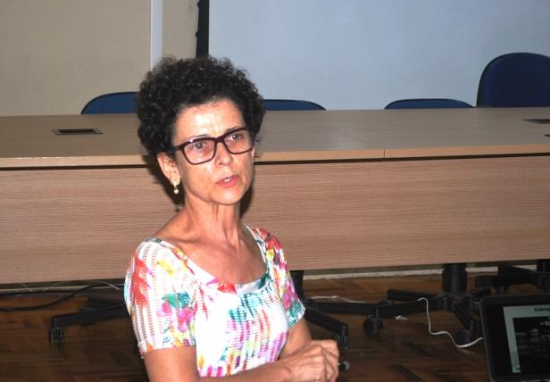 Diva Correia, pesquisadora da Embrapa/CE