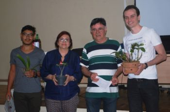 Equipe responsável pela qualidade da Cartilha: Marcos Paulo (ilustrador), Tereza Neuma (revisora), Italo (autor) e Marco Antônio (capista).