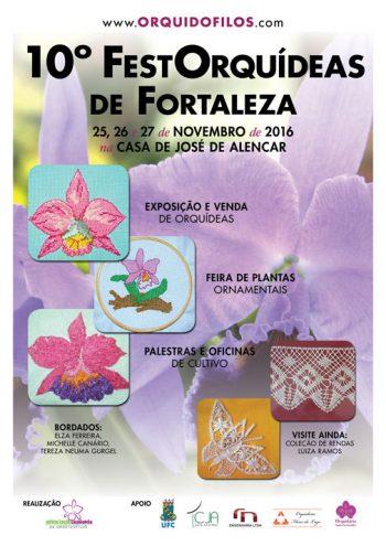 Cartaz FestOrquídeas 2016