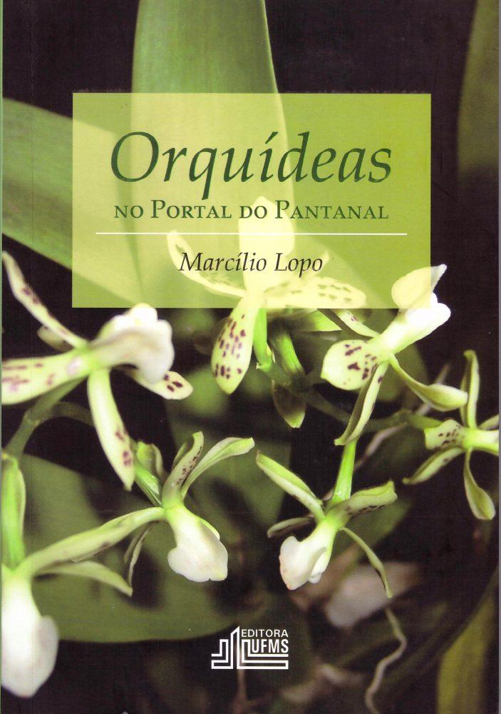 Orquídeas no Portal do Pantanal